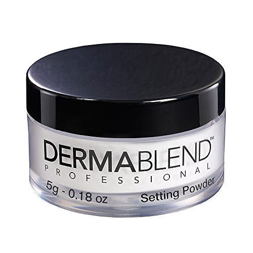 Dermablend Loose Setting Powder, Original, 0.18 Oz. (Travel Size)