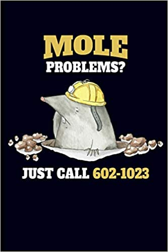 Mole Problems Just Call 602 1023 Chemistry Journal Notebook Eve