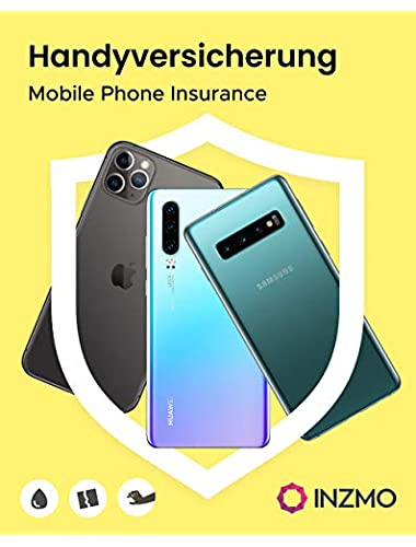 INZMO Mobile Phone Insurance for all models mobile phones smartphones Year Accidental Damage Theft Protection  Device purchase price from 1001 1500