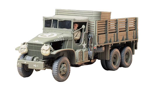 Tamiya Truck Us 2.5 Ton 6X6 Wwii Hobby Model Kit