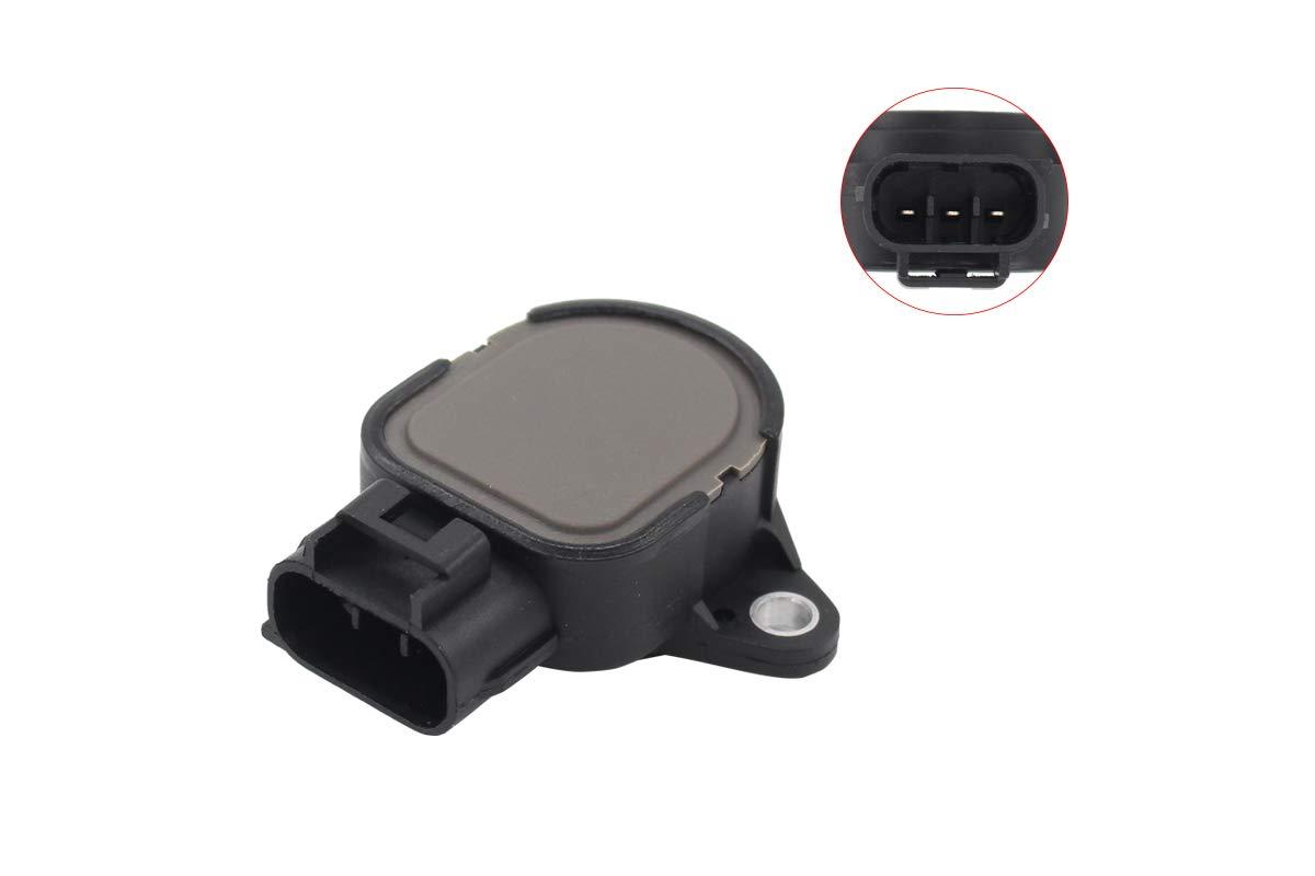 NewYall Throttle Position Sensor TPS 22633-AAI20