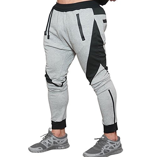 MECH-ENG Mens Workout Shorts Fitted Training Bodybuilding Short Joggers Zip Pockets