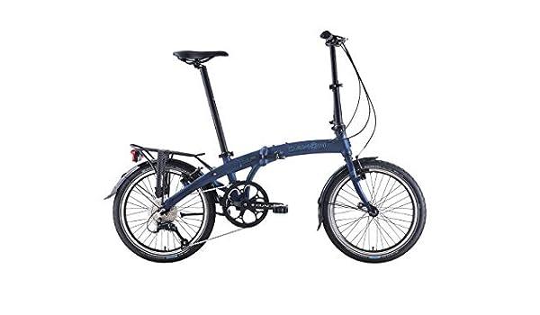 Dahon Mu D9 - Bicicleta plegable (9 velocidades, 20