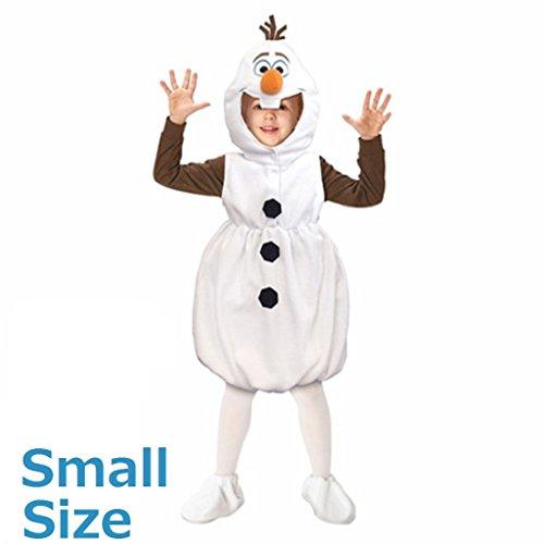 Disney Frozen Costume - Olaf Costume /Snowman Costume Child S Size]()