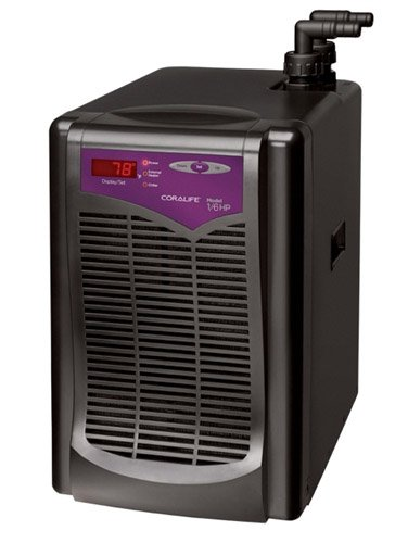 Coralife Aquarium Chiller, 1/6 HP [Misc.] by Coralife