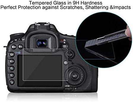 hecho de cristal fiimi LCD Protector de pantalla de cristal templado para Canon EOS 750d 760d 70d 0,3/mm de grosor 9/h Dureza