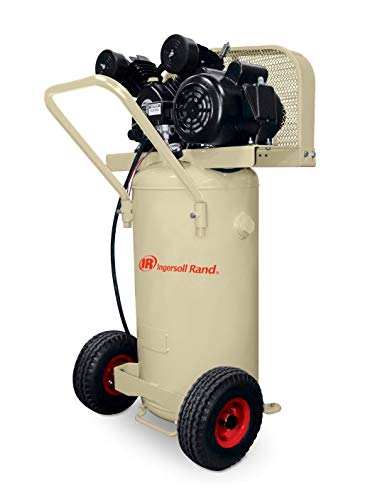 Garage Mate P1.5IU-A9 2 HP 20 Gallon Single Stage Portable Air Compressor (115V, Single Phase)