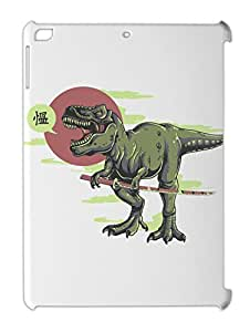 Dinosaur iPad air plastic case