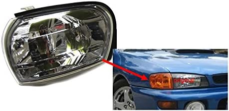 Front Clear Corner Light Lamp for Subaru Impreza GC8 WRX STI 1997~2000