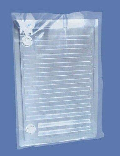 Aquariums 24 Inch Long Plastic Keep Hood and Wires Protected Condensation Tray