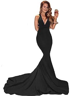 Amazon.com: Sweet Bridal Women's Mermaid Evening Party V