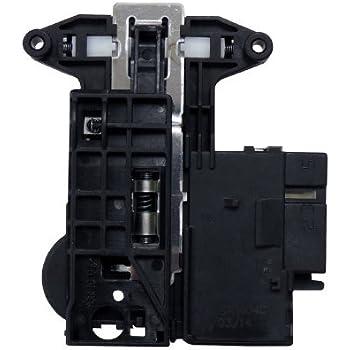 Amazon Com Supco Es1004c Washer Door Lock Switch Replaces