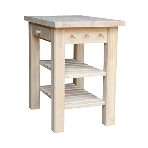 international concepts kitchen island international concepts wc 3624 kitchen island unfinished 19003