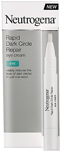 Under Eye Serum (Neutrogena Rapid Dark Circle Repair Eye Cream, Nourishing & Brightening Eye Cream for Tired Eyes.13 fl. oz)