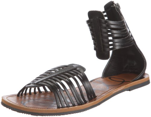 O'Neill Womens FW GLADIATOR Sandals Black - Schwarz/Black Out A6zvn4jqg