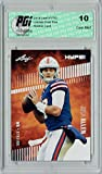 Josh Allen 2018 Leaf HYPE! #5A Just 5000 Ever Made