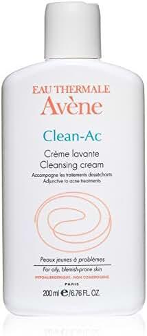 Eau Thermale Avène Clean-AC Cleansing Cream, 6.76 fl. oz.