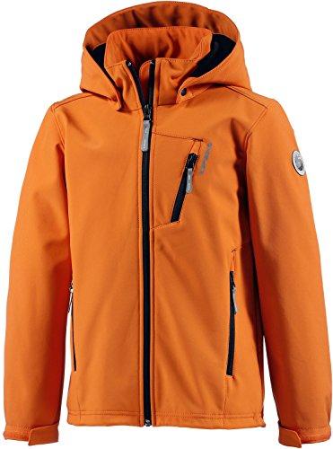 ICEPEAK Kinder Softshelljacke orange 164