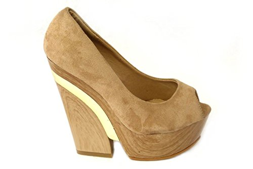 Janes Mary a1 pour Beige 853 femme SKO'S 5OdP1wqPx