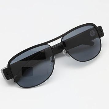 Gafas de sol con cámara espía HD 720P