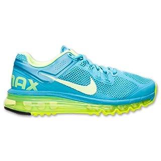 Nike Women's Air Max + 2013 Gamma BlueVolt 5.5 B Medium