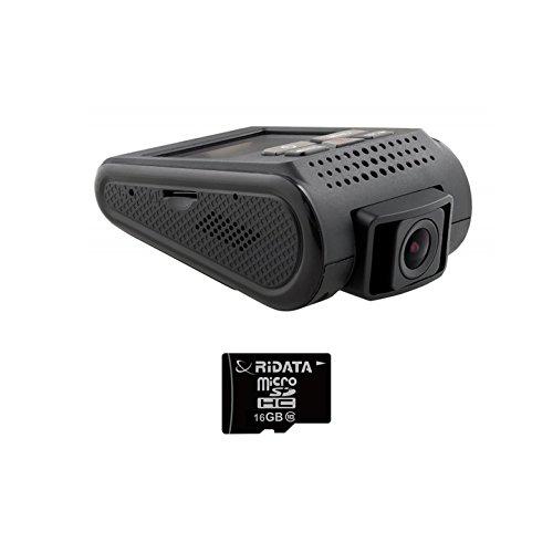 a119 1440p車ダッシュカメラ( v2 ) 16 GB Micro SDカード B079TY1JM4