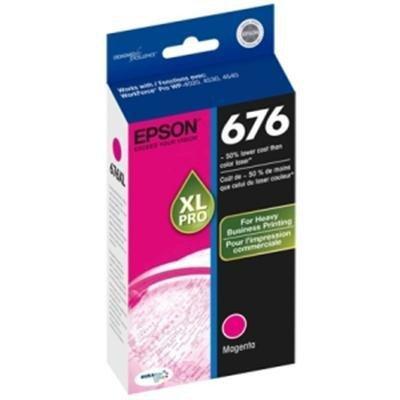 676XL Magenta Ink Cartridge