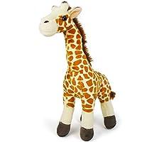 VIAHART Evelyn The Giraffe | 10 Inch Stuffed Animal Plush African Giraffe | by Tiger Tale Toys