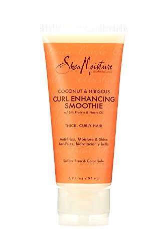 Price comparison product image Shea Moisture Coconut and Hibiscus Curl Enhancing Smoothie Travel, 2.4 Ounce