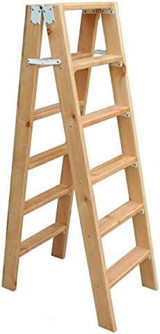 SED Escaleras de tijera multiusos Escalera plegable para el hogar Bilateral 2/3/4/5 Pasos Ascender ático, alto 50-125Cm Escalera antideslizante Taburete,3 pasos (alto75) cm: Amazon.es: Bricolaje y herramientas