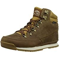The North Face Men's Back-to-Berkeley Redux Leather Boot (Dijon Brown & Tagumi Brown)