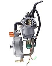 HIPA Generator Dual Fuel Carburetor LPG NG Conversion kit 4.5-5.5KW GX390 188F Manual Choke