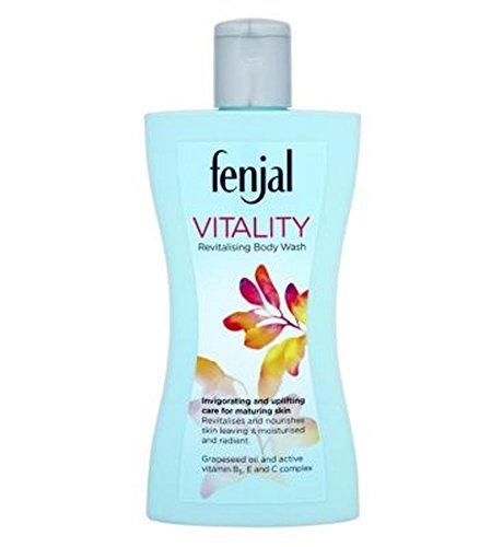 Fenjal Vitality Revitalising Body Wash - Pack of 2