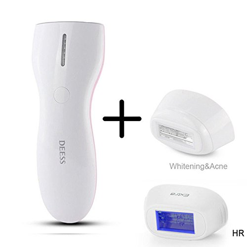 DEESS IPL Photon Hair Removal Acne Clearance Instrument 2 in 1