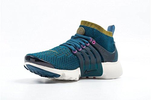 Nike Femmes Air Presto Flyknit Ultra Chaussure De Course Mi Turquoise Rose Souffle 302