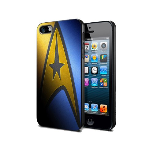 Cover Design Star Trek stt02 film per iphone 6 Border custodia in silicone nero @ pattayamart