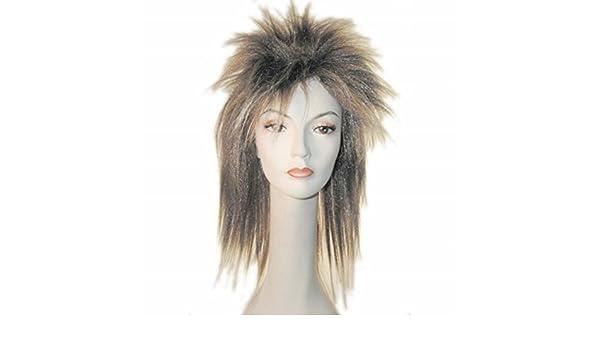 Tina Turner peluca Blonde patrón de laberinto Jareth David Bowie ...