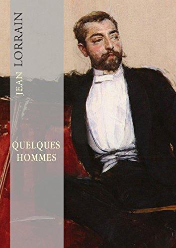 Quelques hommes: Édition annotée et illustrée (French Edition) - Mondaine Quartz