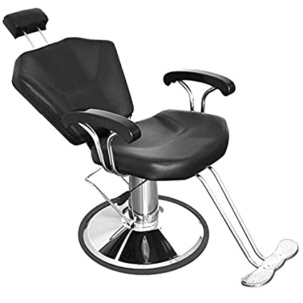 Groovy Round Hydraulic Reclining Salon Chair Spa Shampoo Hair Lamtechconsult Wood Chair Design Ideas Lamtechconsultcom