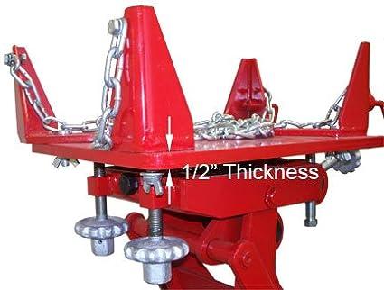 2 Ton Low Profile Transmission Jack Heavy Duty
