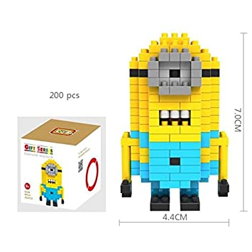 À Construire Disney Lego Les Figurine En Minions Stuart myNwvOn80