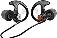 SureFire EP7 Sonic Defenders Ultra filtered Earplugs w/ Comply Canal Tips, reusable