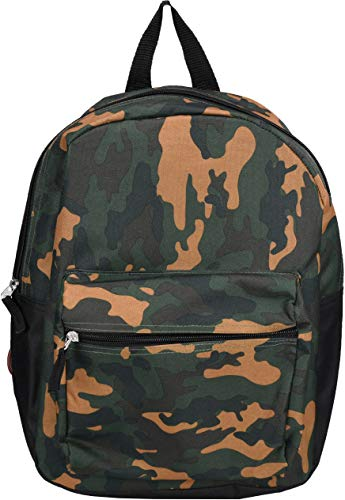 Walmart Children's Backpack, Camo -