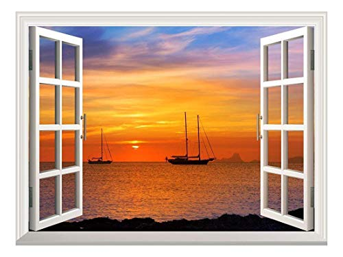 Wallpaper Large Wall Mural Series ( Majestic Seascape)