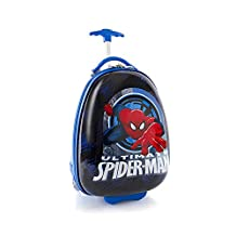 Marvel Ultimate Spider-Man Rolling Luggage Suitcase