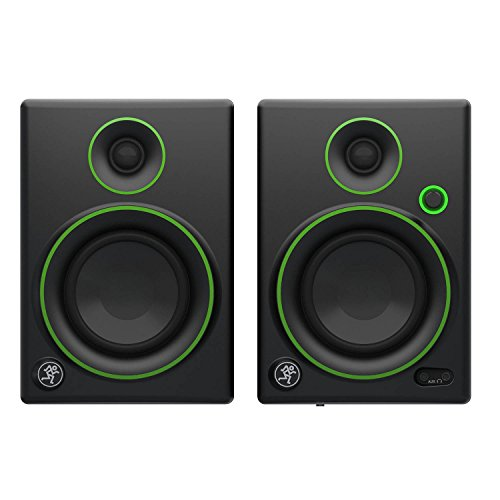 Mackie CR4 (Pair) Creative Reference Multimedia Monitor - Set of 2 by Mackie