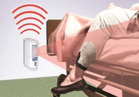 Smart Caregiver Motion Sensor - TL-2700EA - 1 Each / Each