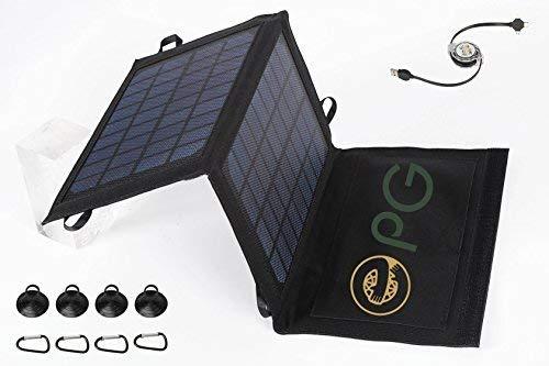 Cargador Solar Portatil de 7 Watts de Salida EPG