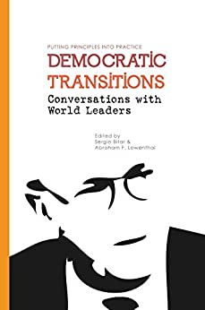 Democratic Transitions by [Bitar, Sergio, Lowenthal, eds, Abraham F.]