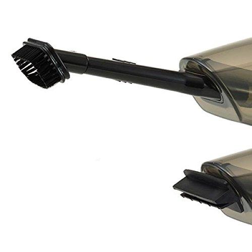 Tristar KR-2156 Aspirador de Mano, Plata, Transparente